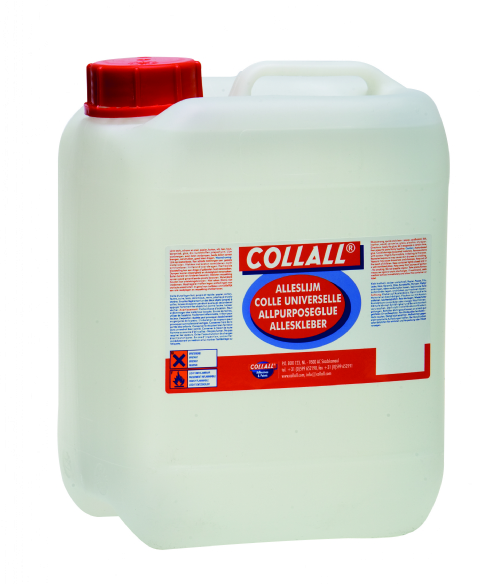 Collall alleslijm transparant 5 liter for Decor 5 5 litre