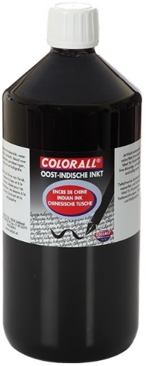Oostindische inkt (indian ink), 1000 ml