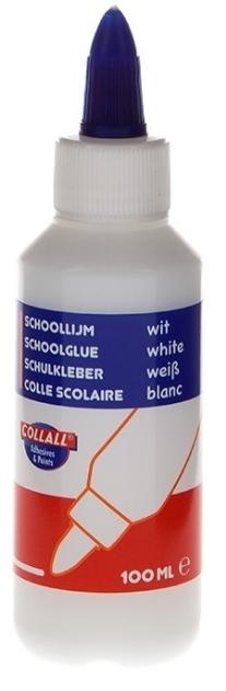 Collall schoollijm wit, 100 ml
