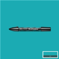 WN Brushmarker/Illustratormarker duo-point, turquoise (C247)