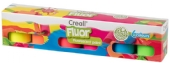 Creall fluor-color, assortiment 6 flacon a 20 ml