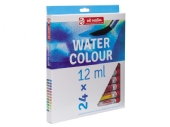 Talens Art Creation Aquarelverf, assortiment 24 tubes a 12 ml
