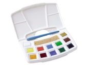 Talens Art Creation Aquarelverf, pockebox, assortiment 12 napjes