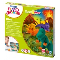 Fimo kids form and play set Dino