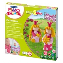 Fimo kids form and play set Princess