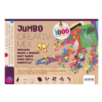 Jumbo kuntselset foam mix