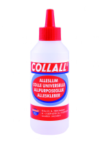 Collall alleslijm transparant, 250ml