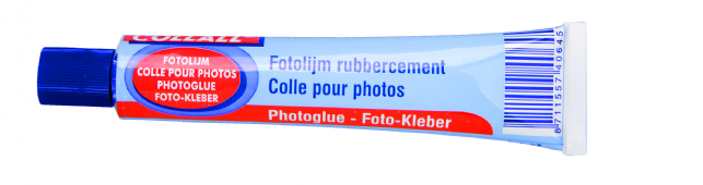 Collall fotolijm/rubbercement, 50 ml