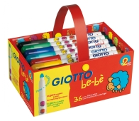 Giotto be-be viltstiften, assortiment 36st