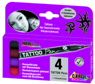 Hobbyline Tattoo Pennentattoo Stiftentatoeage Stiften