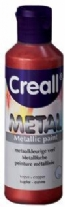 Creall Top Deco metallicverf, 80 ml, 21 koper